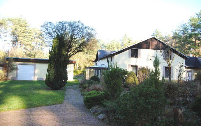 UNIKAT in Waldrandlage - 8 Zimmer, 3 Küchen, 4 Bäder