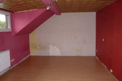 Wohnraum im Dachgeschoss
