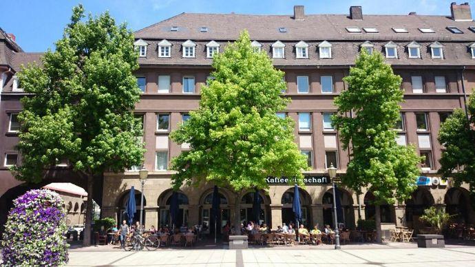 Wohnung in der Koblenzer Altstadt, Münzplatz
