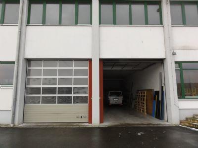 Aussenansicht Garagen