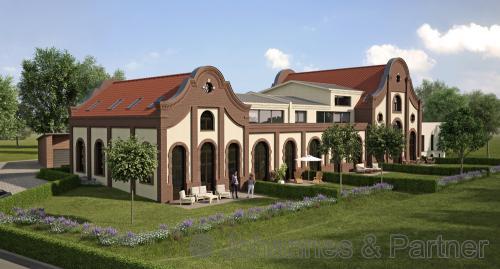Neu sanierte 3 Zimmer-Wohnung mit großer Terrasse