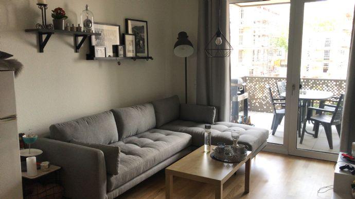Traumhafte 1,5Zimmer Wohnung mit Balkon