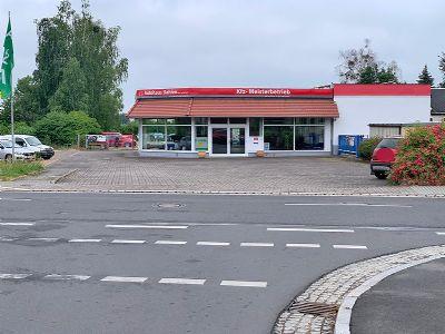 Dahlen Halle, Dahlen Hallenfläche