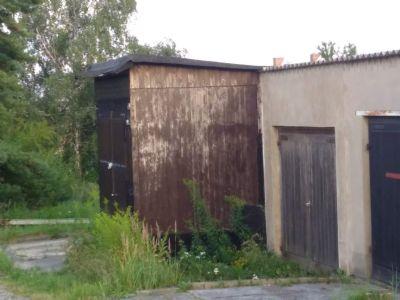 Zittau Garage, Zittau Stellplatz