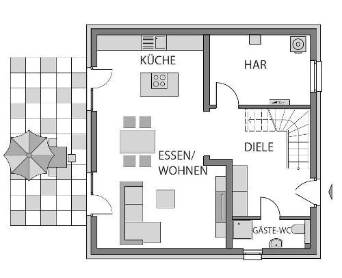 in Preis und Leistung kaum zu schlagen +++ Einfamilienhaus Groß ...