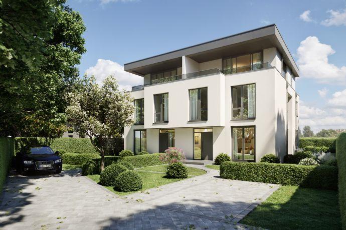 Großzügiges Townhaus mitten in Volksdorf - geplanter Baubeginn Herbst 2019