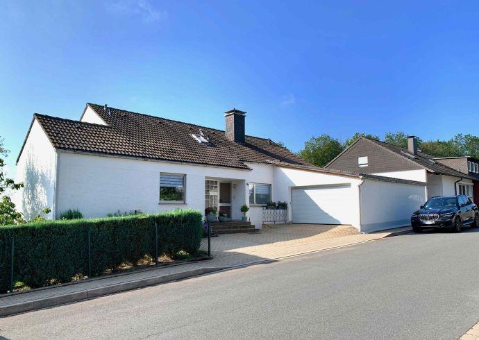 Exklusive Panoramalage in EN-Voerde - Freistehendes Einfamilienhaus mit ELW, Südausrichtung und vielen Extras