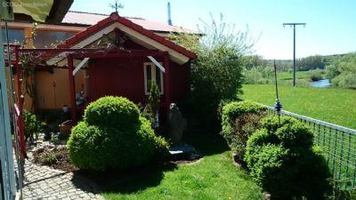 Schwedenhaus im Garten