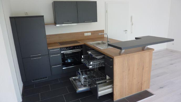 Hochwertig, großzügig, modern, 2,5-Zimmerwohnung in Passau Heining, mit EBK und Südbalkon