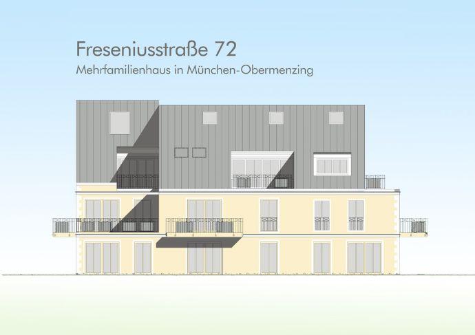 Obermenzing: Geräumige 2-Zimmerwohnung mit Südbalkon