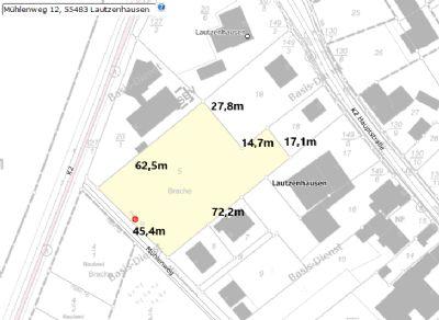 großes Baugrundstück am Flughafen Hahn! Häuser- und Hotelbau möglich
