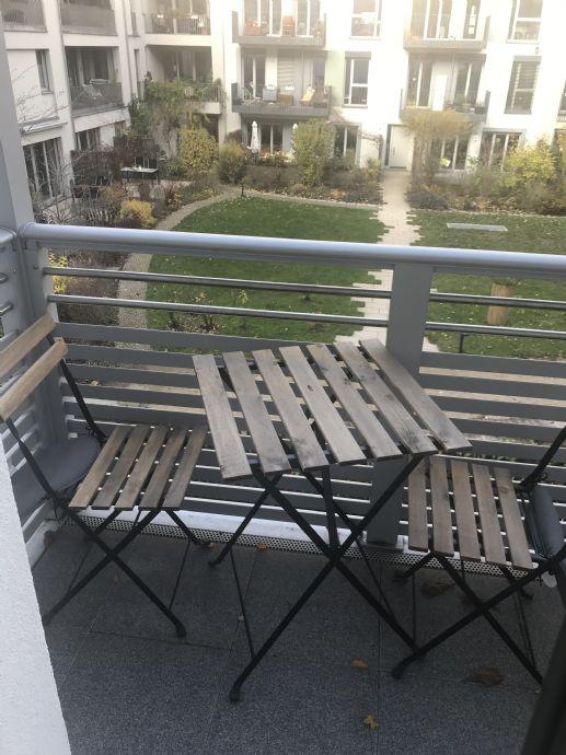 Whg. im 1. Stock mit Balkon