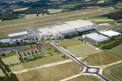 Flughafen FMO - Airportalle