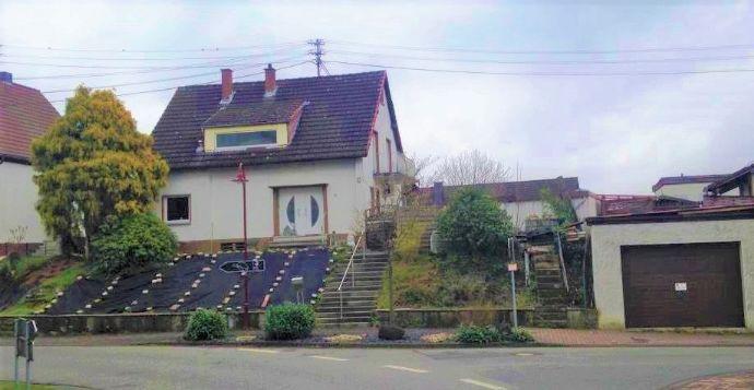 Einfamilienhaus mit Garten in Thalhausen zu verkaufen