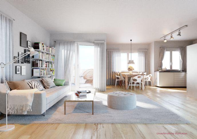 Wunderschöne Etagenwohnung in Traumlage im Enztal