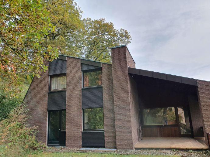 Architektenhaus mit tollem Ausblick