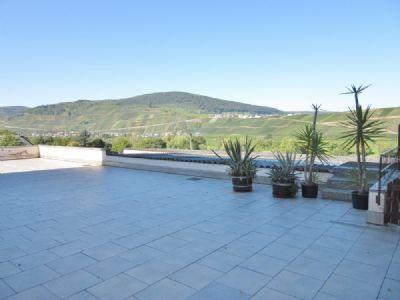 150 m² Terrasse