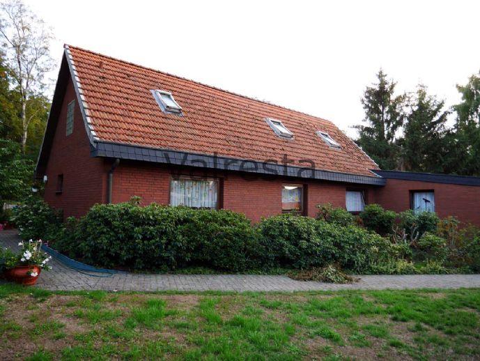 Provisionsfrei, als Anlageobjekt! Freistehendes Einfamilienhaus in ruhiger Waldrandlage in Gandesbergen