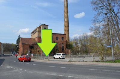100m² Imbiss / Obst & Gemüse-Stand / Stellplatz auf Gewerbegrundstück in der Stadt Spremberg zu vermieten