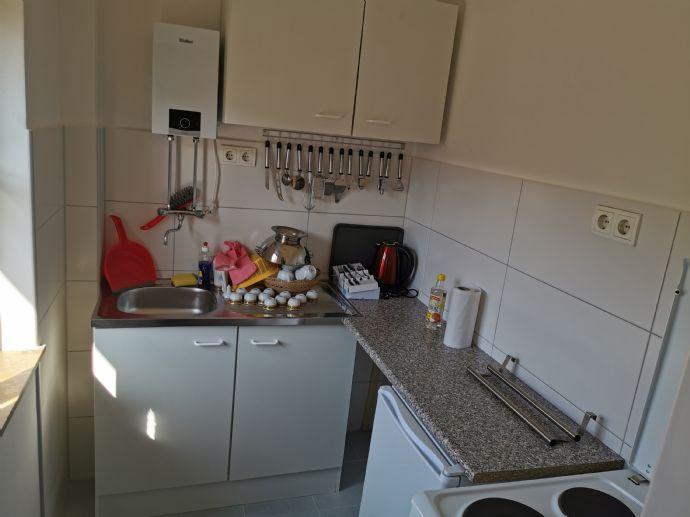 Chicke Wohnung - Komplett möbliert - ehemalige Studentenwohnheim