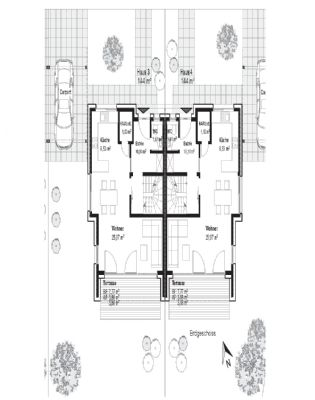 Haus4mit Haus3Übersicht_Erdgeschoss