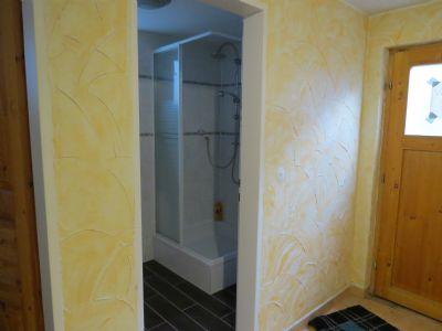 Dusche Kellergeschoss