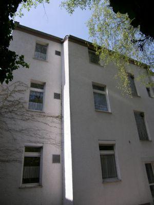 Rückwertige Fassade