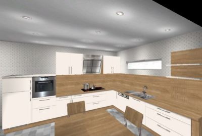 optionale Küche