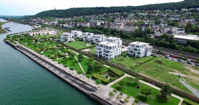 Penthouse in Bingen - Ein echtes Highlight
