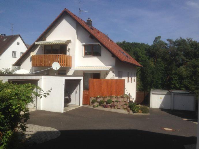 2-Zi.-Wohnung mit Terrasse