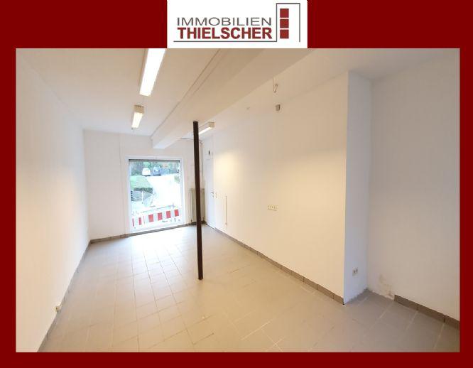 1 Zimmer Apartment im Erdgeschoss mit Einbauküche