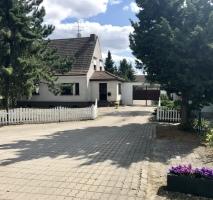 Wohnen und Arbeiten im Grünen- 35 Minuten von Berlin/Potsdam auf 550 m² Wohn-/Nutzfläche