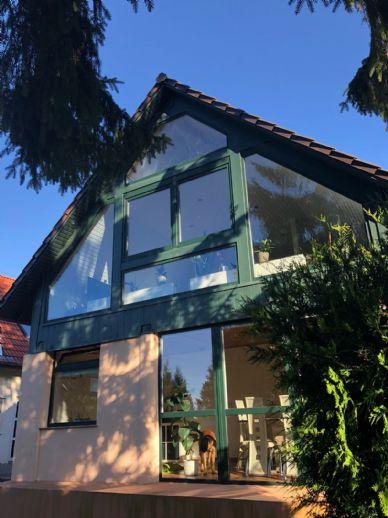 Ferienhaus mit Blick auf den