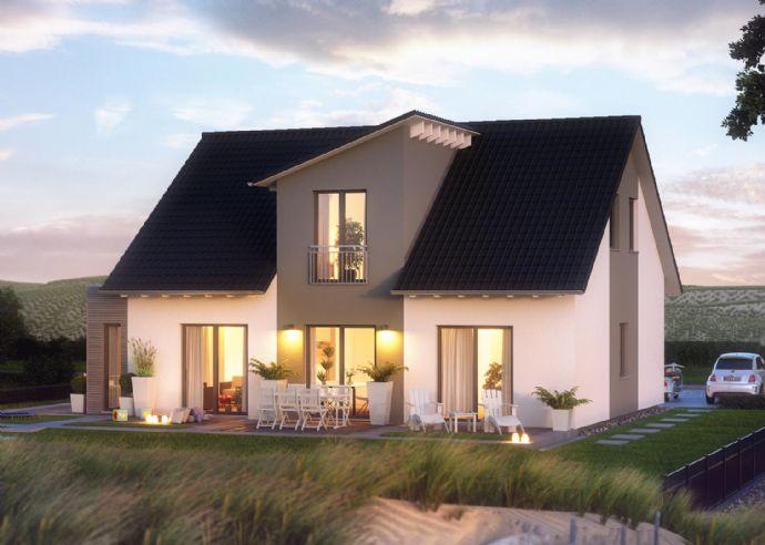 KFW-Zweifamilienhaus in Planung