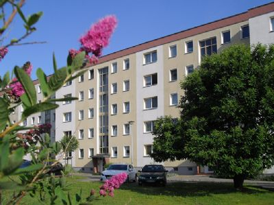 Schöne 2,5-Raum-Wohnung in ruhiger Wohnlage mit Balkon, Großenhain