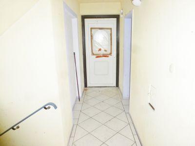 Eingangsbereich, Blick zur Haustür