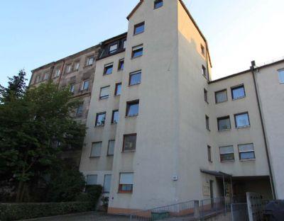 ** KLEEBLATTSTADT FÜRTH ** gut geschnittene, sehr gepflegte 2-Zimmer-Wohnung mit Balkon & TG Stellplatz **