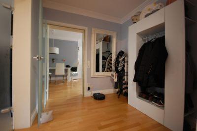 attraktive 3 zi erdgeschosswohnung mit s dterrasse einbauk che parkett tiefgarage wohnung. Black Bedroom Furniture Sets. Home Design Ideas