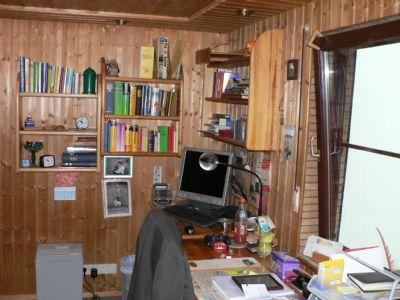 kleines Arbeitszimmer/Büro im Obergeschoss