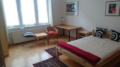 Ideal für Pendler/Praktikanten - Vollmöbliertes Apartment im sanierten Nordend-Altbau