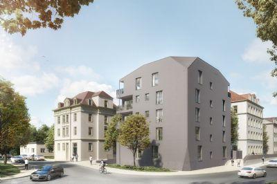 Eigentum schaffen mit Perspektive - großzügige 3-Raum-Wohnung in modernem Neubauprojekt!