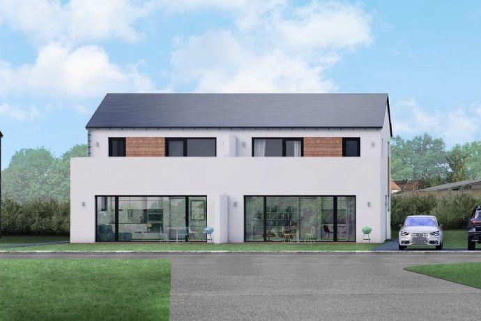 9a8621521b Neubau in Häcklingen: Moderne Doppelhaushälfte in ruhiger Umgebung ...