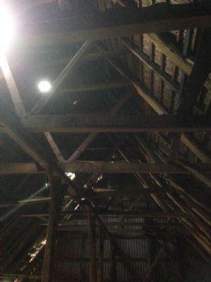 Bild 13 Dachboden