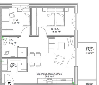 modernes wohnen in ilten 3 zimmer wohnung etagenwohnung sehnde 2a9fj4r. Black Bedroom Furniture Sets. Home Design Ideas