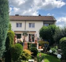 Reiheneckhaus mit wunderschönem Garten und Garage zu verkaufen!