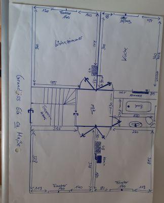 3 ZKB 60qm Wohnung EG in Echzell an 1 PERSON zu vermieten