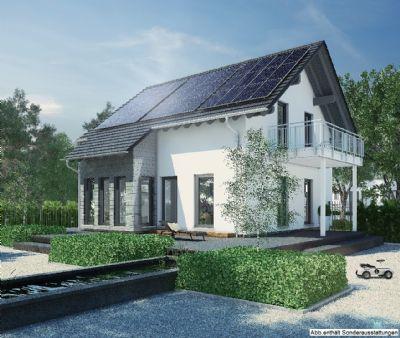 auf einem tollen grundst ck in ohrdruf bauen wir ihr okal haus einfamilienhaus ohrdruf 2eqdu4d. Black Bedroom Furniture Sets. Home Design Ideas