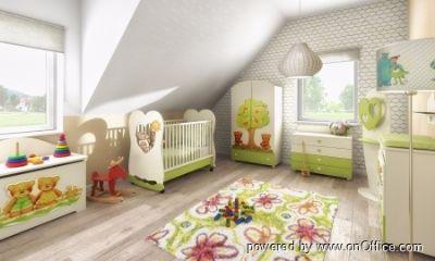 Liebevolles Kinderzimmer