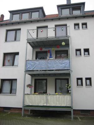 moderne wohnung in der city mit balkon und. Black Bedroom Furniture Sets. Home Design Ideas