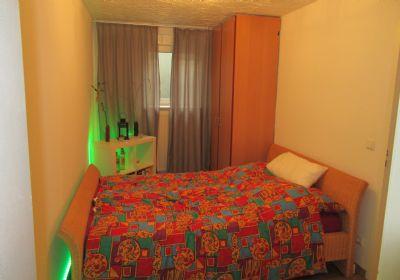 Das Schlafzimmer im UG
